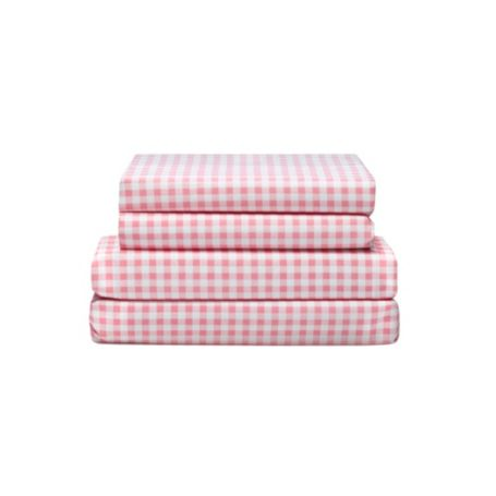 Image for DORSET CHECK SHEET SET from Tommy Hilfiger USA