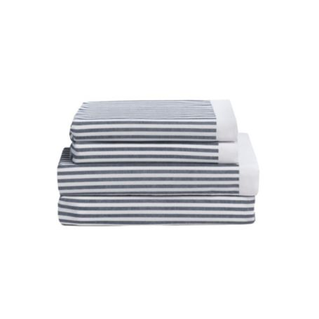Image for HILFIGER VINTAGE STRIPE SHEET SET from Tommy Hilfiger USA