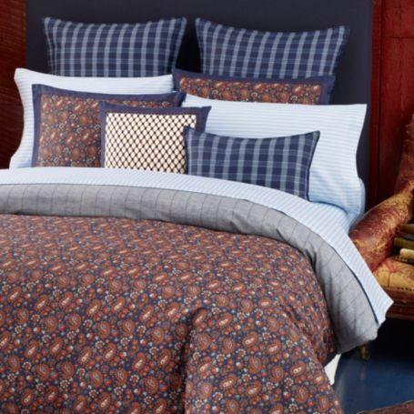 Image for SHELBURNE PAISLEY  COMFORTER SET from Tommy Hilfiger USA