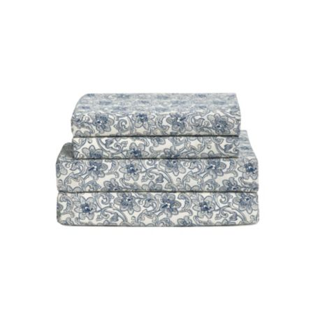 Image for SHELBURNE PAISLEY SHEET SET from Tommy Hilfiger USA
