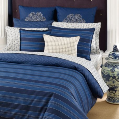 Image for WESTERLY STRIPE COMFORTER SET from Tommy Hilfiger USA