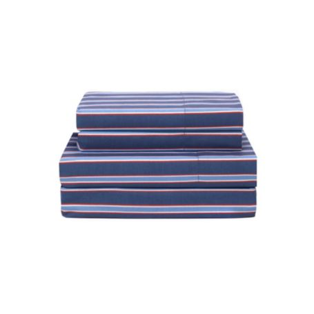 Image for CHRISTOPHER STRIPE SHEET SET from Tommy Hilfiger USA