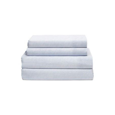 Image for ITHACA STRIPE SHEET SET from Tommy Hilfiger USA