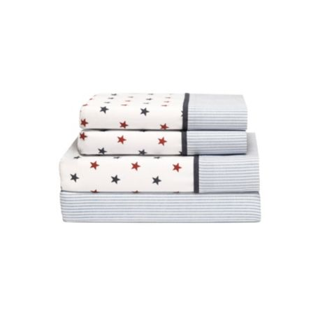Image for UNION STARS SHEET SET from Tommy Hilfiger USA