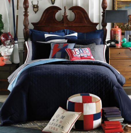 Image for HILFIGER PREP DUVET from Tommy Hilfiger USA