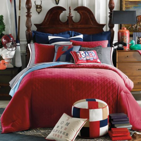 Image for HILFIGER PREP DUVET SET from Tommy Hilfiger USA