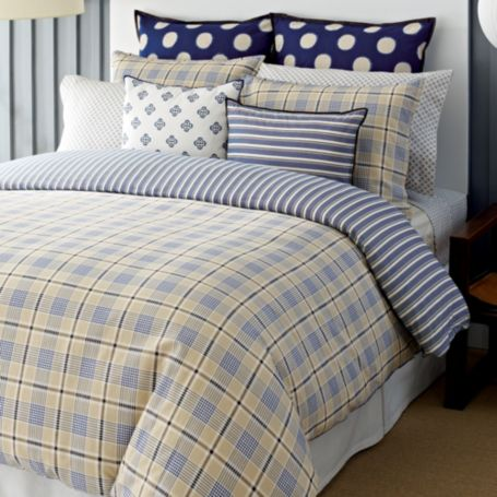 Image for PRINTED FOULARD COMFORTER SET from Tommy Hilfiger USA