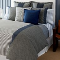 COUNTRY CHIC STRIPE COMFORTER SET $149.99