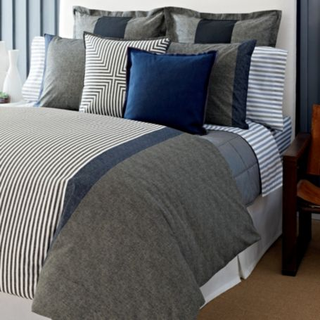 Image for COUNTRY CHIC STRIPE COMFORTER SET from Tommy Hilfiger USA