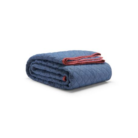 Image for CHAMBRAY COVERLET from Tommy Hilfiger USA