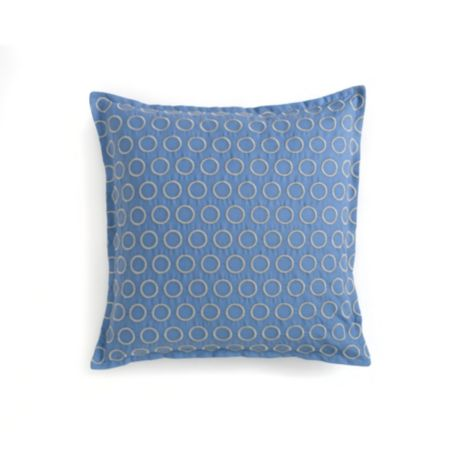 Image for PRINCETON PAISLEY EMBROIDERED DECORATIVE PILLOW from Tommy Hilfiger USA