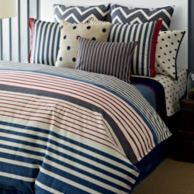 READING ROOM COMFORTER SET $129.99