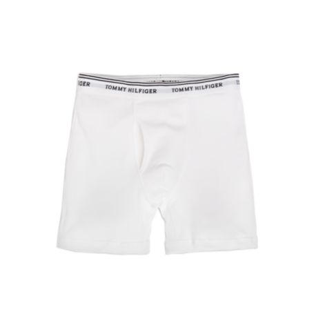 KNIT H STRIPE BOXER