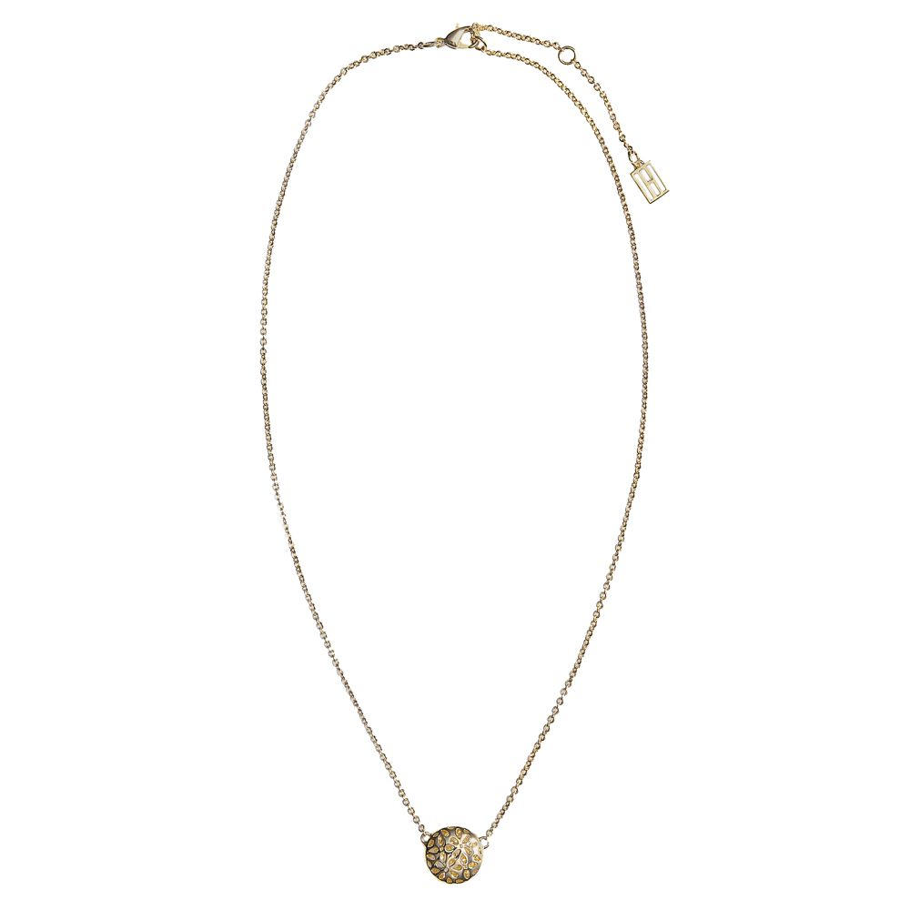 Image for FILIGREE PENDANT NECKLACE from Tommy Hilfiger USA
