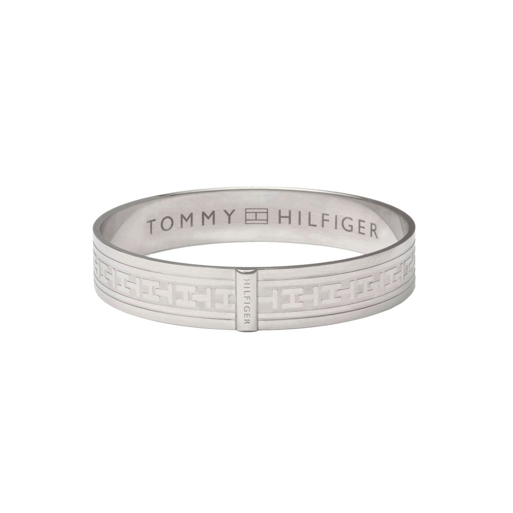 Image for SIGNATURE TH BANGLE from Tommy Hilfiger USA