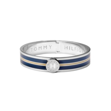 Image for CLASSIC STRIPE BANGLE from Tommy Hilfiger USA