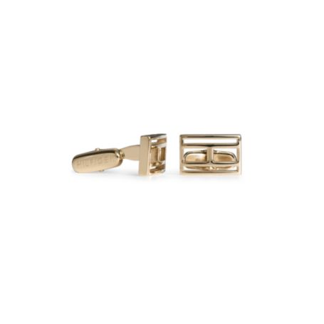 Image for OPEN FLAG CUFFLINK from Tommy Hilfiger USA