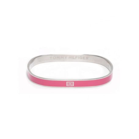 Image for SQUARE SKINNY BANGLES from Tommy Hilfiger USA