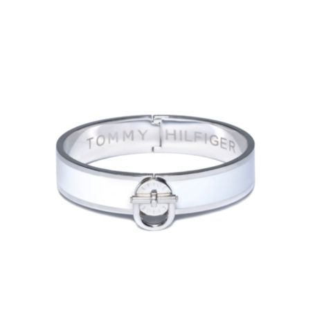 Image for WHITE BANGLE from Tommy Hilfiger USA