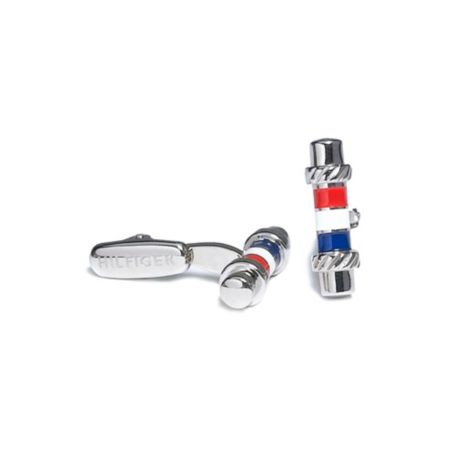 Image for RED WHITE BLUE CUFFLINK from Tommy Hilfiger USA