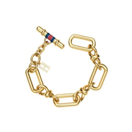 Image for SIGNATURE LINK BRACELT from Tommy Hilfiger USA