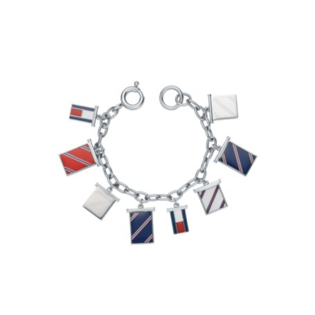 Image for FLAG BRACELET from Tommy Hilfiger USA