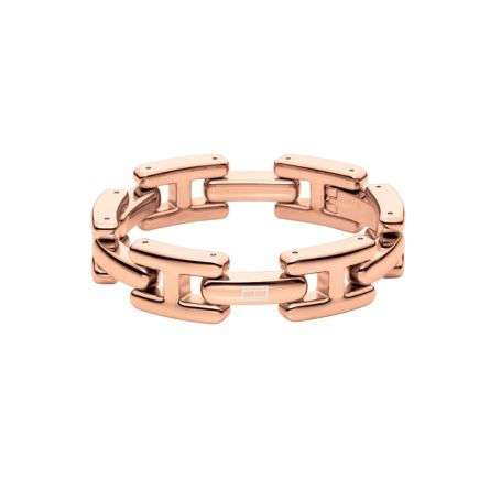 Image for ROSE GOLD SIG BRACELET from Tommy Hilfiger USA