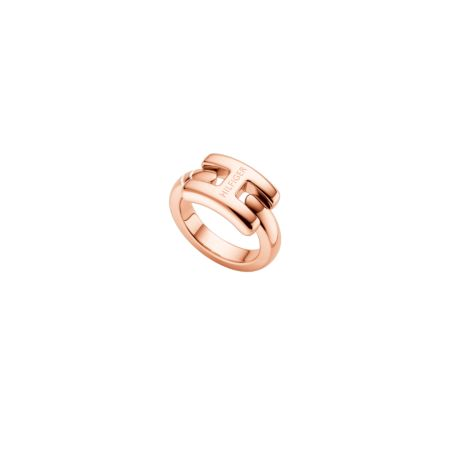 Image for ROSE GOLD SIGNATURE RING from Tommy Hilfiger USA