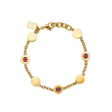 Image for SIGNATURE COIN BRACELET from Tommy Hilfiger USA