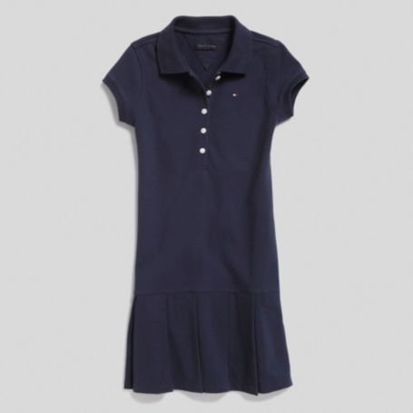 Image for SOLID FIG DRESS from Tommy Hilfiger USA