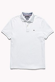 타미 힐피거 반팔 카라티 Tommy Hilfiger Custom Fit Pique Cotton Polo