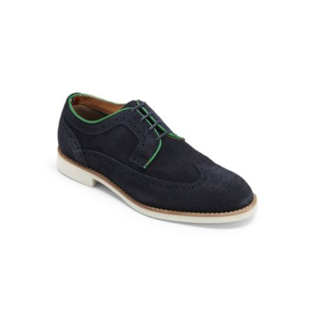 Image for SUEDE LACE UP OXFORD from Tommy Hilfiger USA