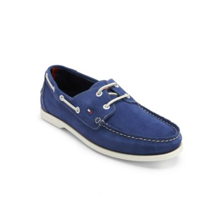 Image for SUEDE BOAT SHOE from Tommy Hilfiger USA