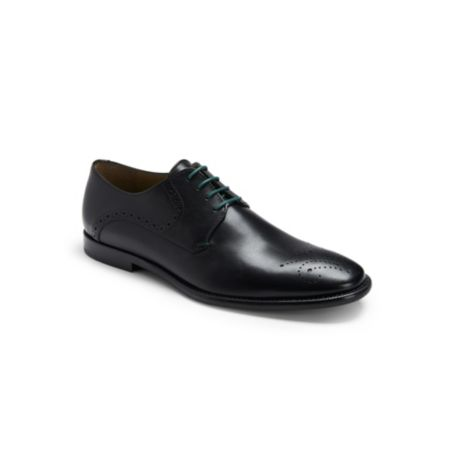 Image for LEATHER BROCADE DRESS SHOE from Tommy Hilfiger USA