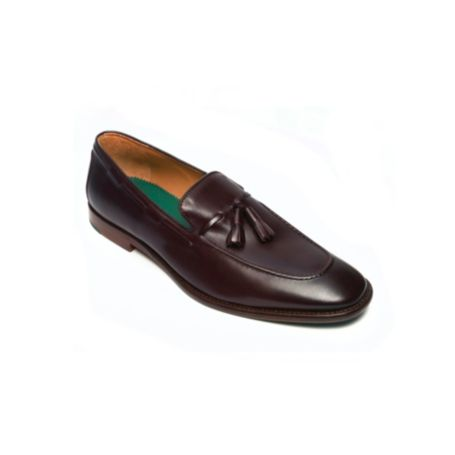 Image for LEATHER TASSEL SLIP ON from Tommy Hilfiger USA