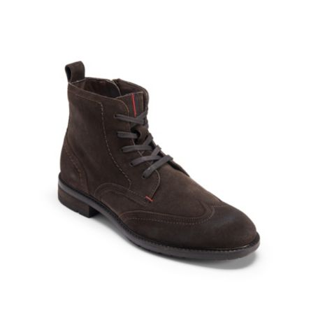 Image for SUEDE ANKLE BOOT from Tommy Hilfiger USA