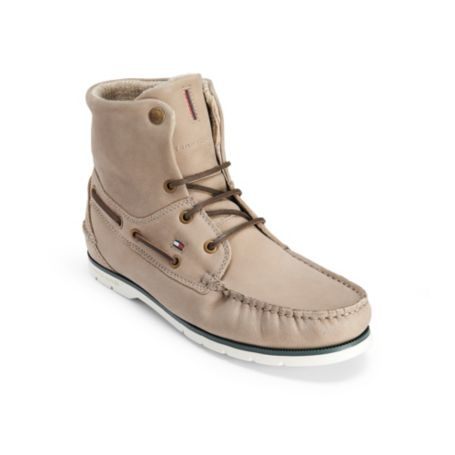 Image for CASUAL BOAT SHOE BOOT from Tommy Hilfiger USA