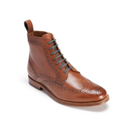 Image for LEATHER ANKLE BOOT from Tommy Hilfiger USA