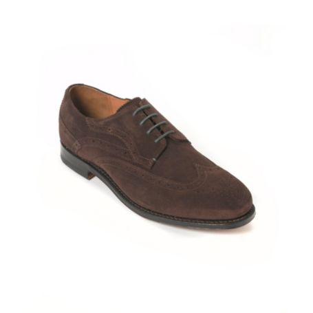 Image for SUEDE OXFORD SHOE from Tommy Hilfiger USA