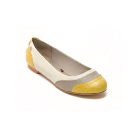 Image for COLORBLOCK BALLET FLAT from Tommy Hilfiger USA