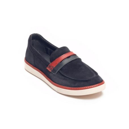 Image for SUEDE SLIP ON SHOE from Tommy Hilfiger USA
