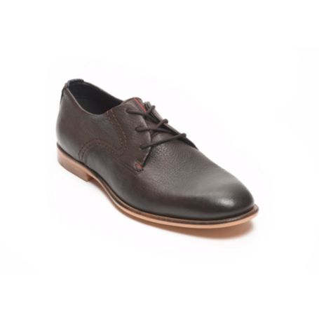 Image for SOLID LEATHER DRESS SHOE from Tommy Hilfiger USA