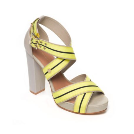 Image for STRAPPY HEEL from Tommy Hilfiger USA