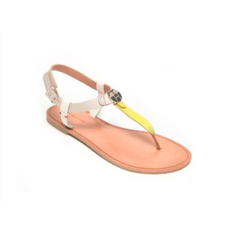 Image for TH FLAT SANDAL from Tommy Hilfiger USA