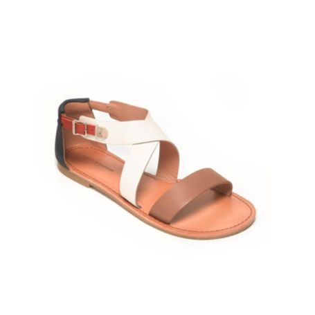 Image for CRISSCROSS FLAT SANDAL from Tommy Hilfiger USA