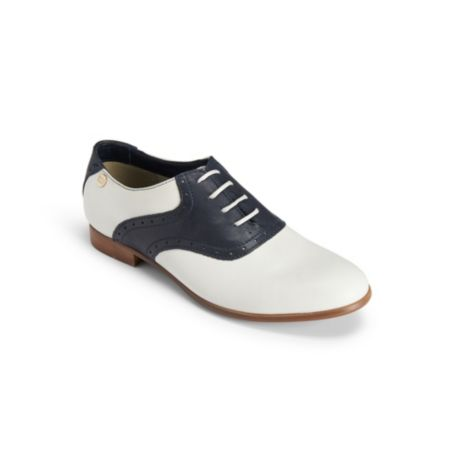 Image for CONTRAST SADDLE SHOE from Tommy Hilfiger USA
