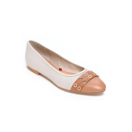 Image for GROMMETS BALLET FLAT from Tommy Hilfiger USA