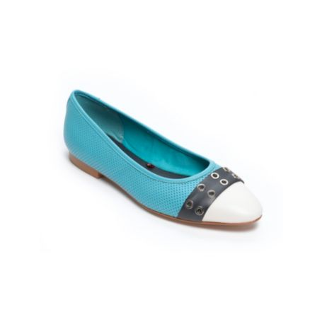 Image for METAL RING BALLET FLAT from Tommy Hilfiger USA