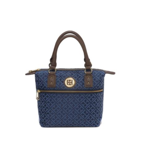 Image for ZIP TOP TOTE from Tommy Hilfiger USA