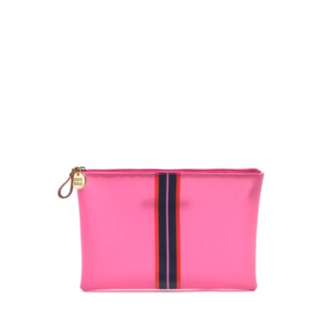Image for JELLY TOP ZIP CLUTCH from Tommy Hilfiger USA